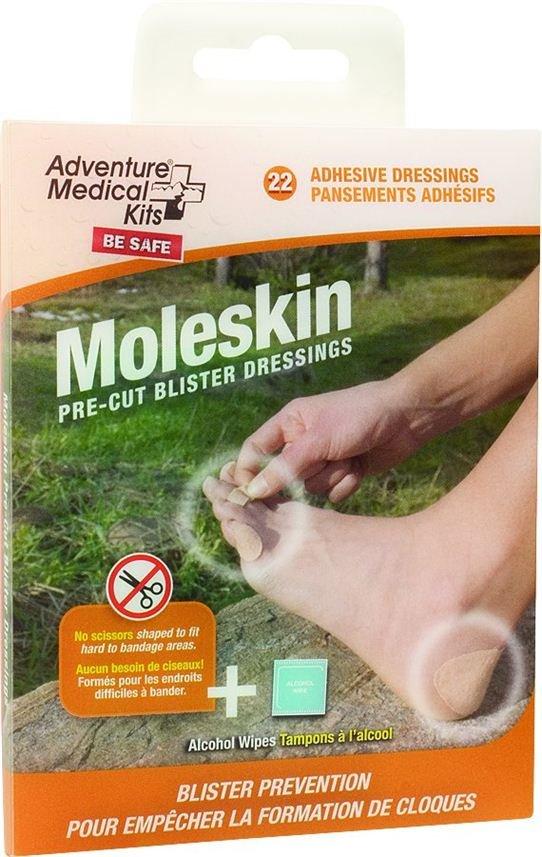 AMK Adventure Medical Kits Moleskin Kit