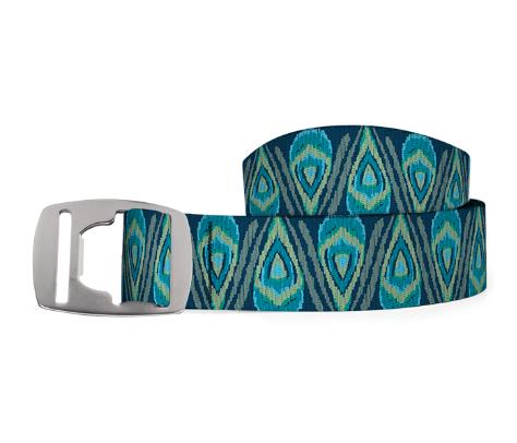 Croakies Belt With Bottle Opener Buckle