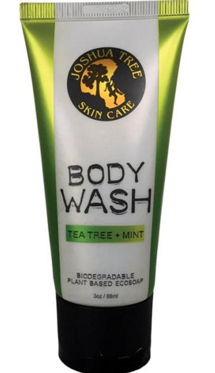 Joshua Tree Tea Tree Mint Body Wash