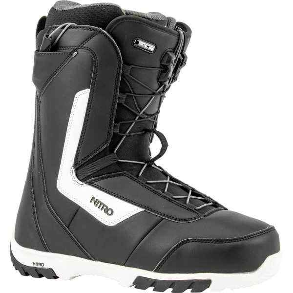 Nitro Sentinel TLS Men's Snowboard Boots 2020