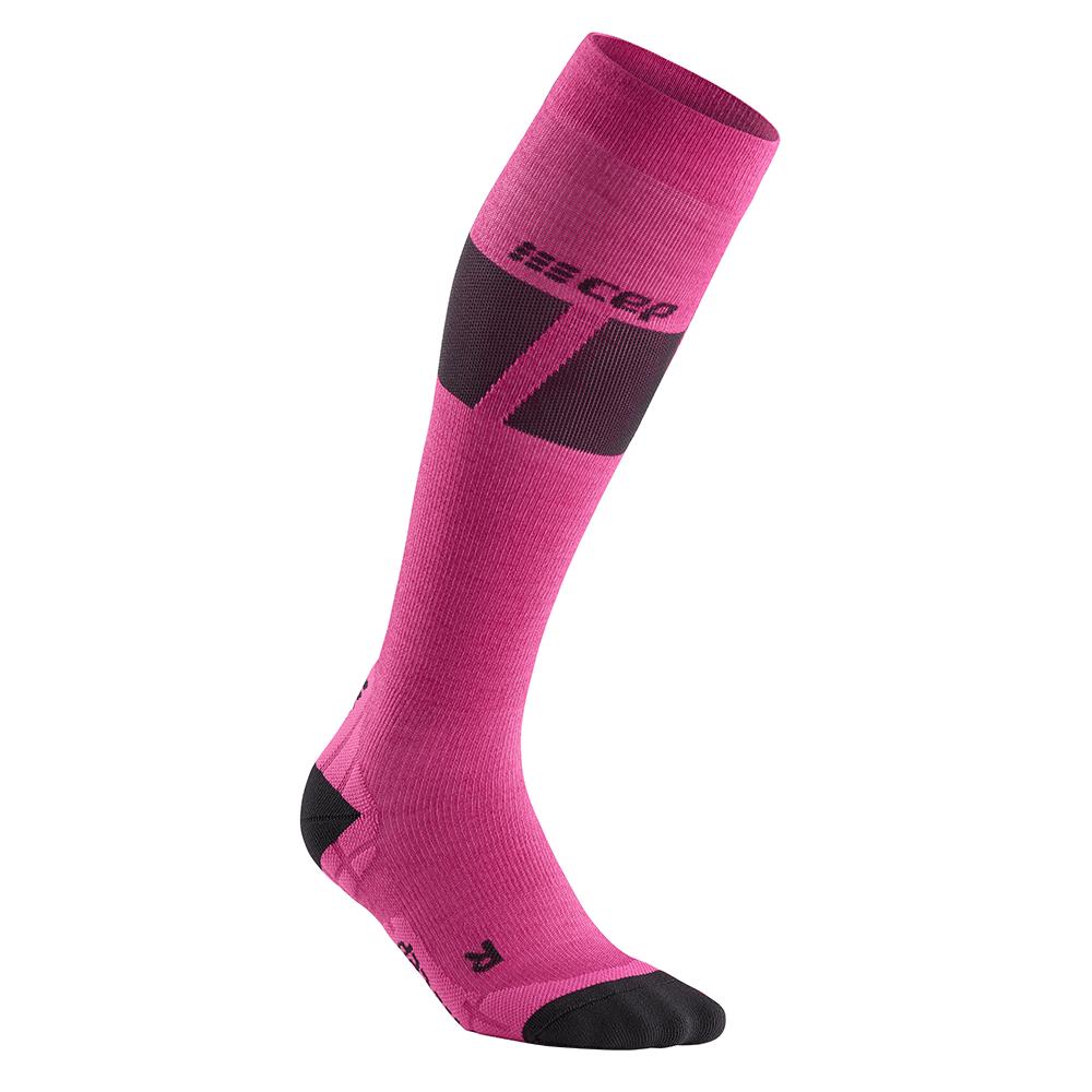 CEP Ski Ultralight Women's Compression Socks