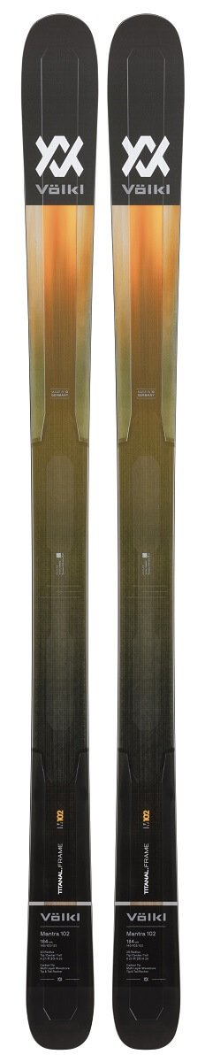 Volkl Mantra 102 Skis 2021