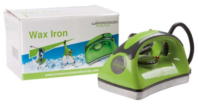 Wintersteiger Wax Iron
