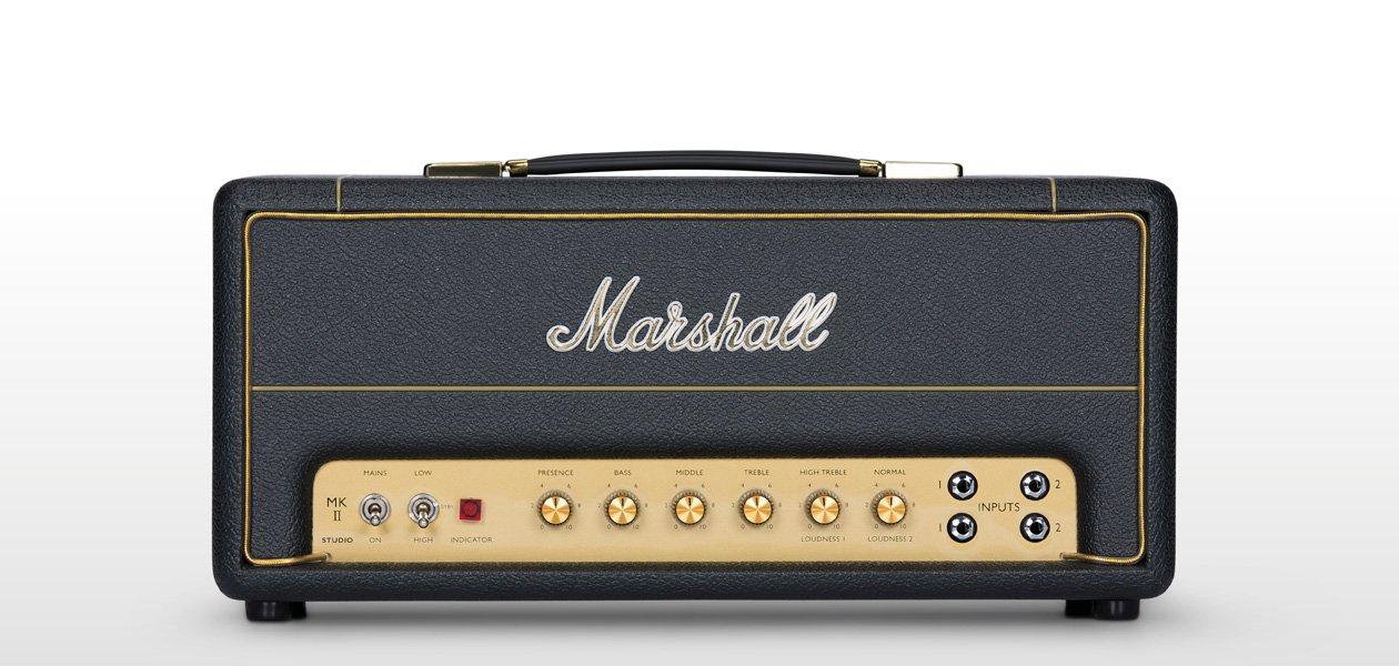 Marshall SV20H 20W all-valve Plexi head