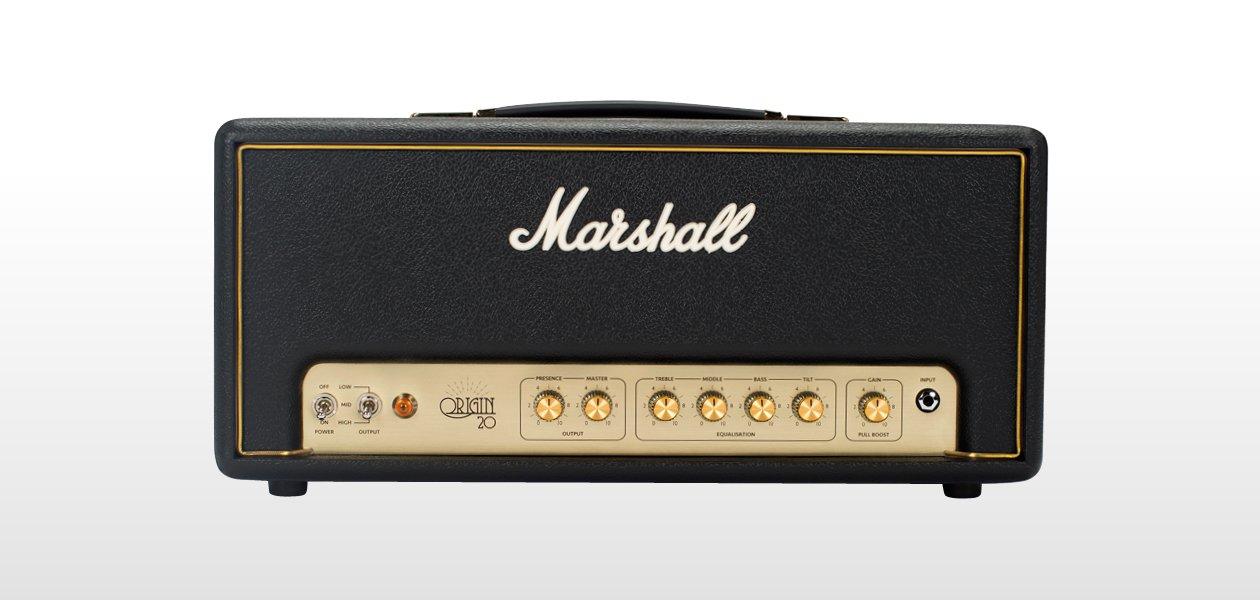 Marshall Origin 20H guitar head