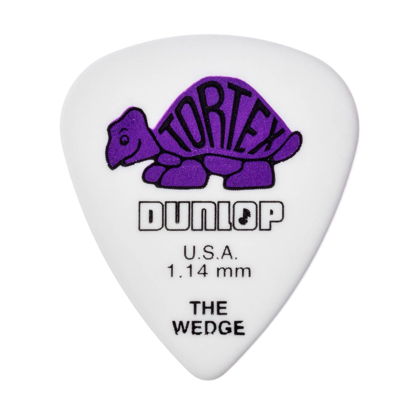 DUNLOP TORTEX WEDGE 1.14 PICKS 12pk