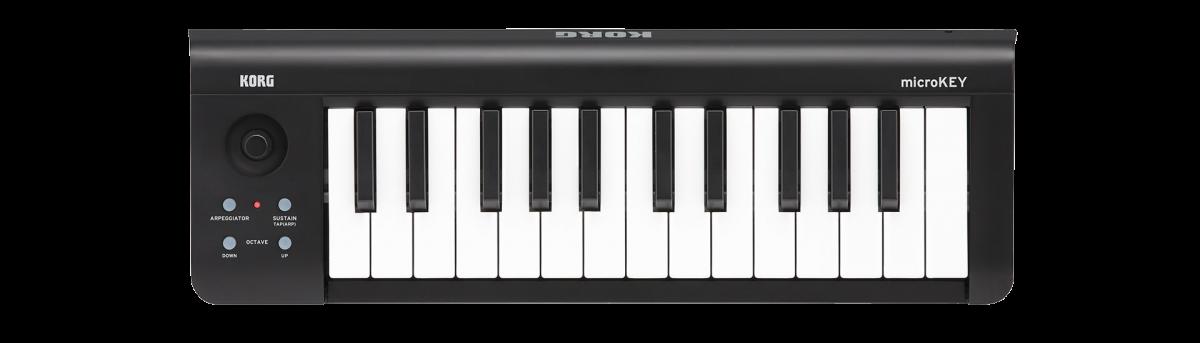 Korg Micro Key Compact MIDI Keyboard