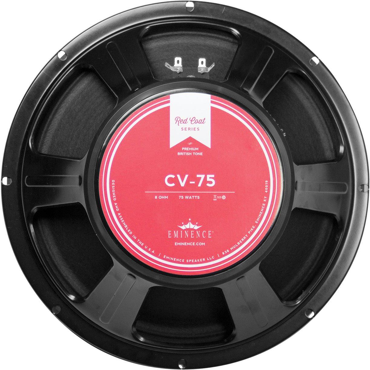 EMINENCE CV-75 12IN 8