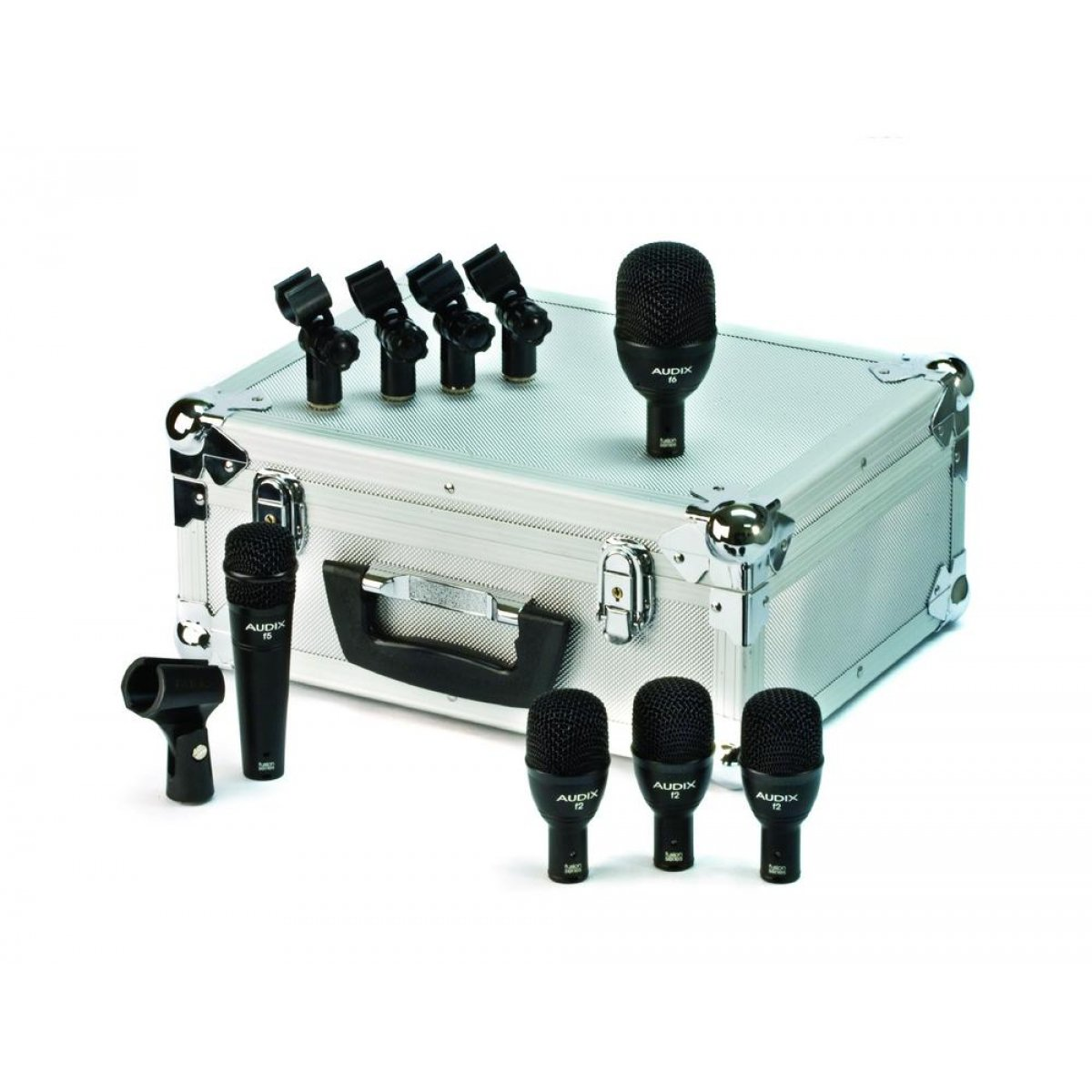 Audix FP5 Fusion Series 5-Piece Drum Pack