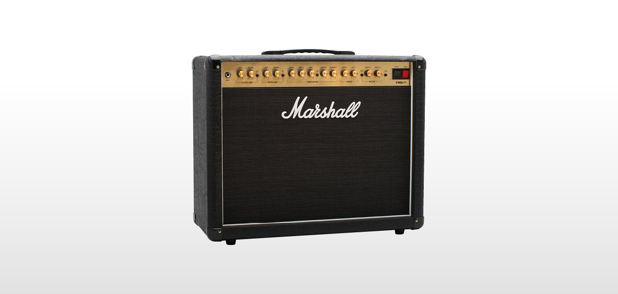 Marshall DSL40CR Combo w/ Reverb and FX loop