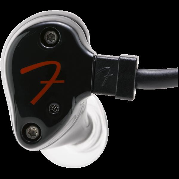 Fender IEM Nine In Ear Monitor, Black
