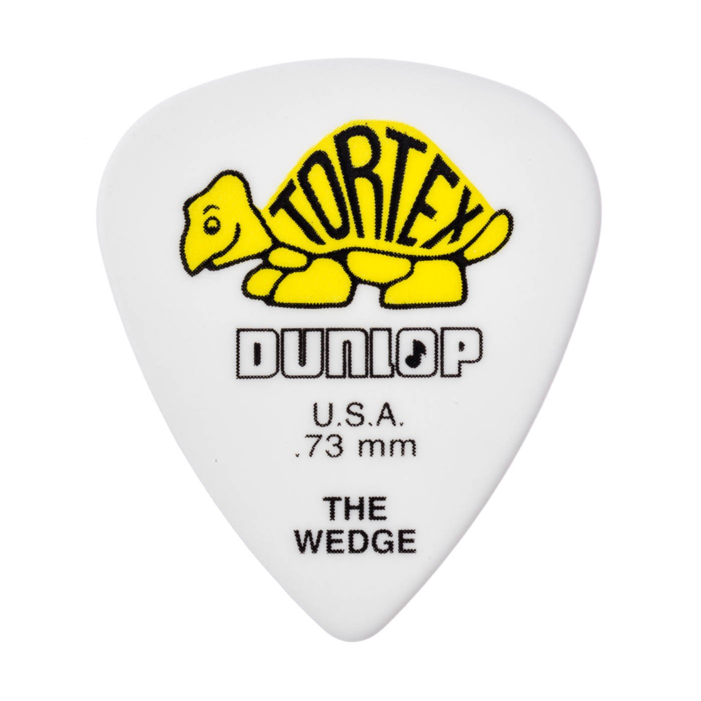 DUNLOP TORTEX WEDGE .73 PICKS 12pk