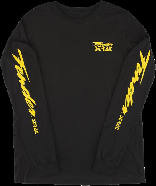 Fender� Strat� 90s Long Sleeve T-Shirt, Black, L