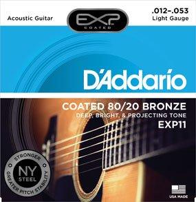 D'Addario EXP11 80/20 12-53 Acoustic