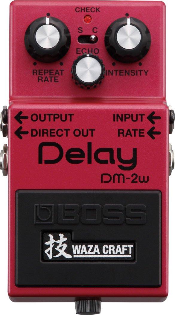 Boss DM-2W Delay Waza