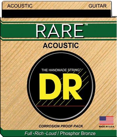 DR Strings Rare 10-48 Phs Brz Acoustic