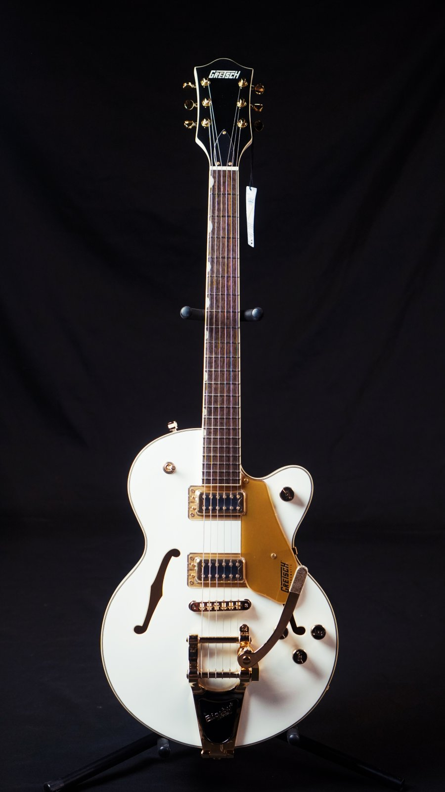 Gretsch G5655TG LIMITED EDITION ELECTROMATIC CENTER BLOCK JR. SINGLE-CUT WITH BIGSBY AND GOLD HARDWARE