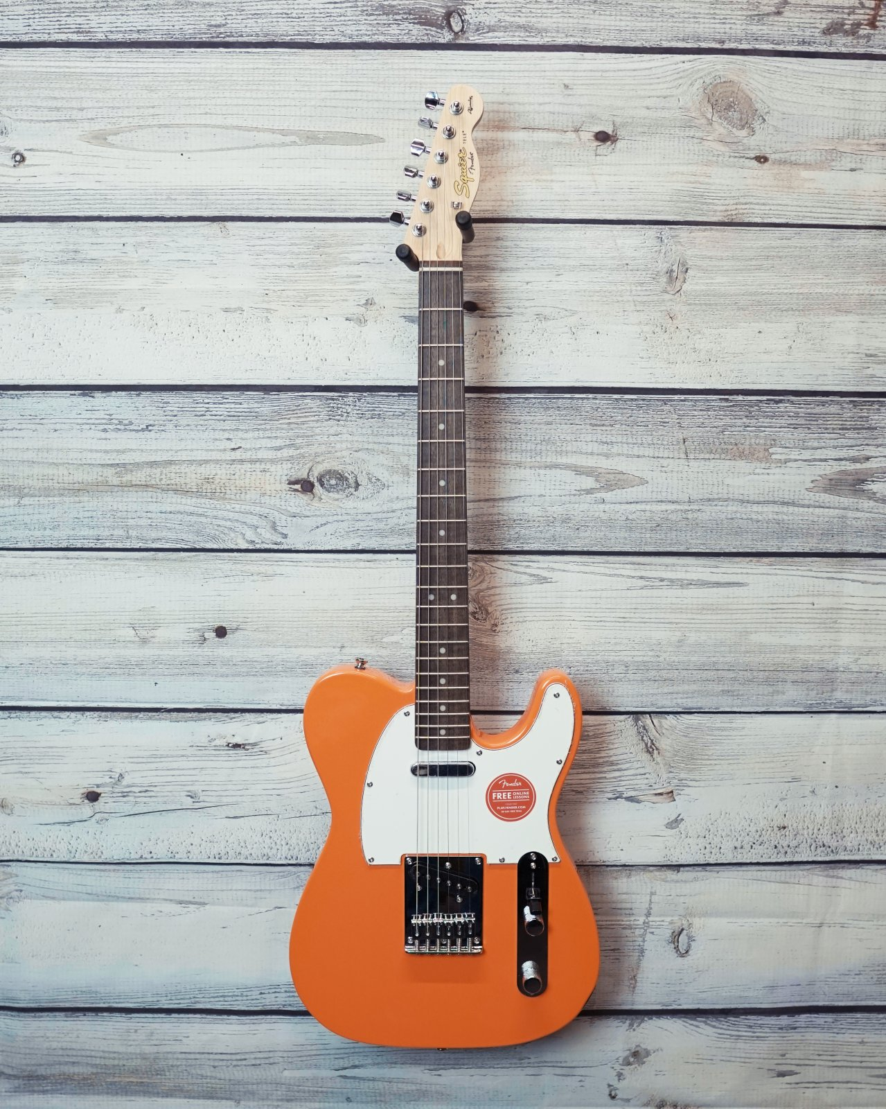 Squier Affinity Series Telecaster, Laurel Fingerboard, Competition Orange