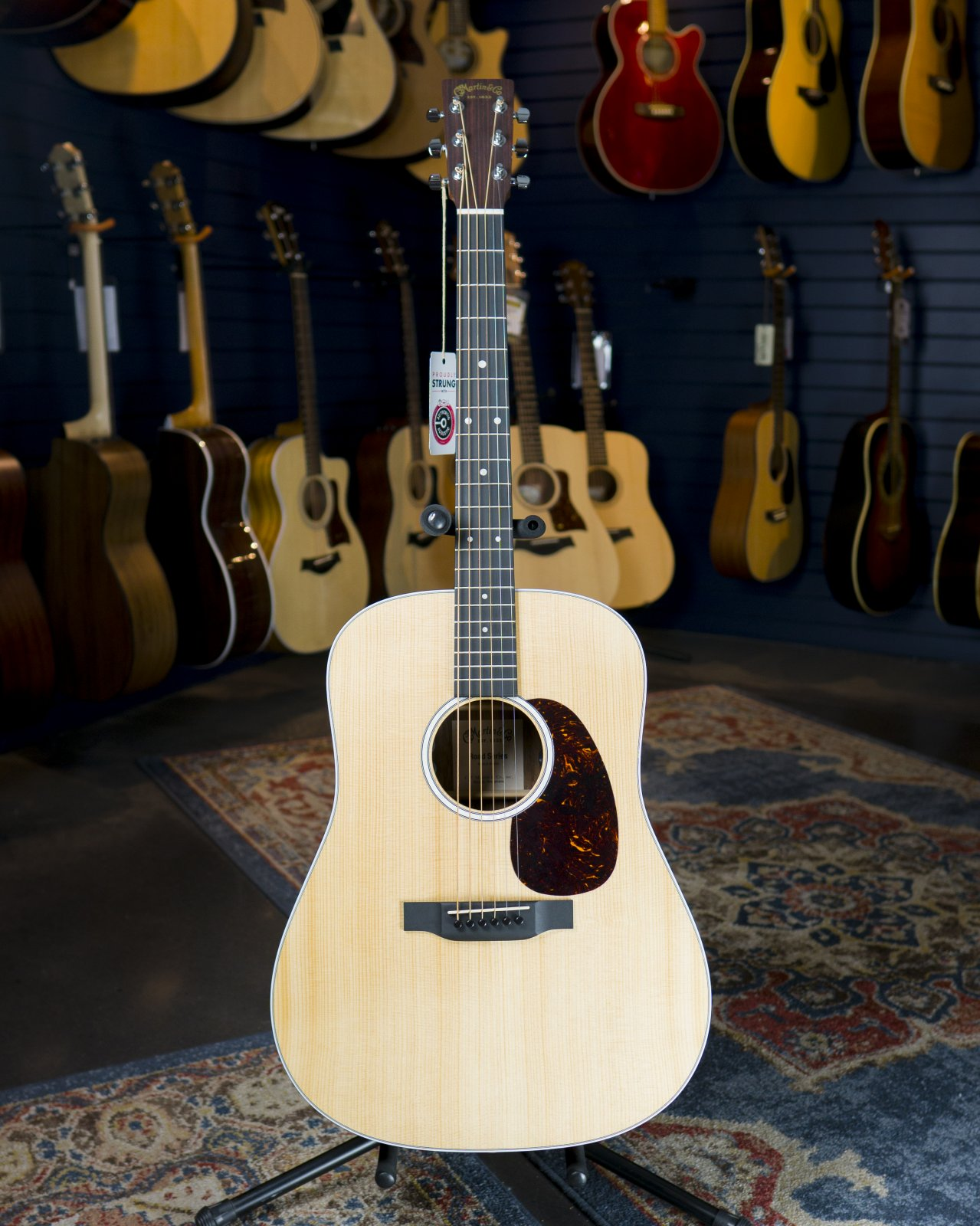 Martin D-13e Acoustic Electric Guitar