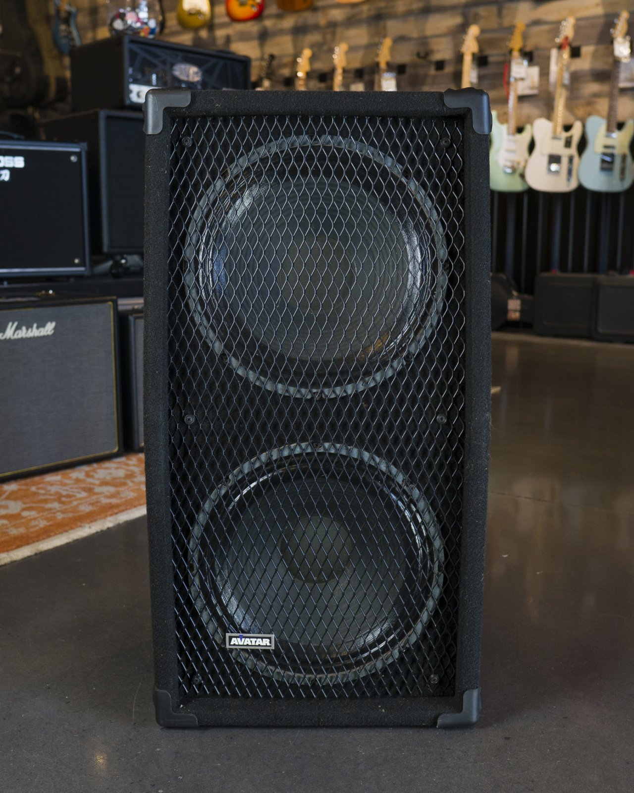 Used Avatar Vertical 2x12 Slant Cabinet
