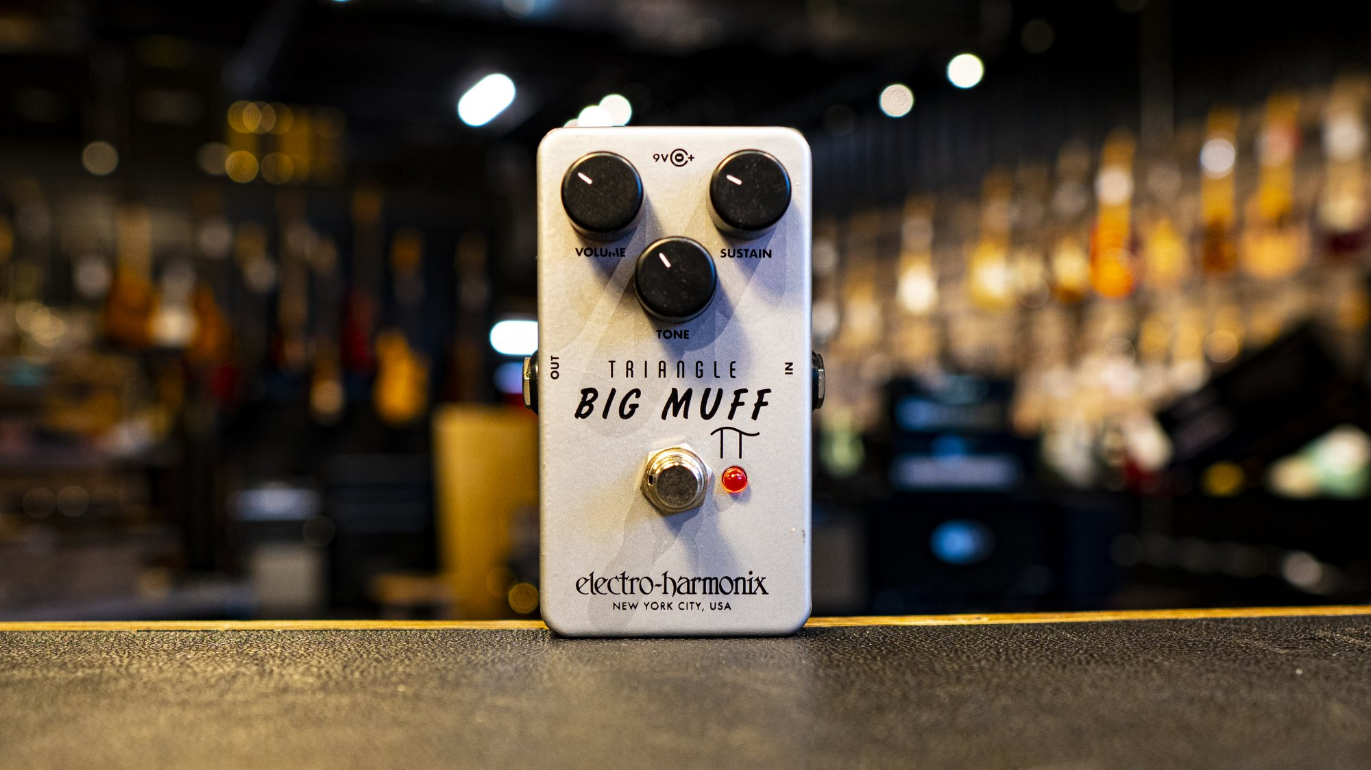 Electro-Harmonix Triangle Big Muff
