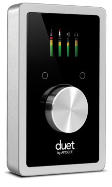 Apogee Duet 2 in x 4 out USB interface
