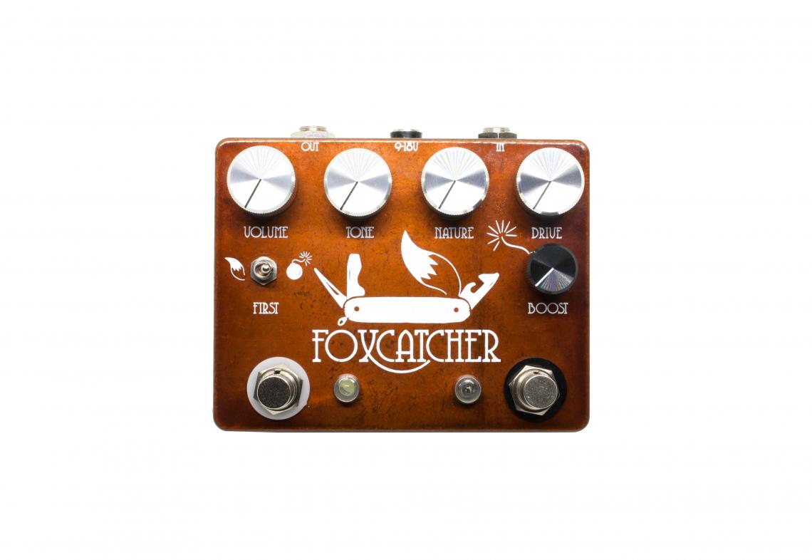 Copper Sound Foxcatcher Drive