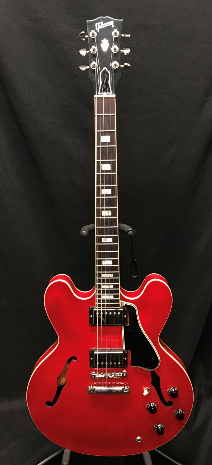 Used Gibson ES-335 Figured Cherry