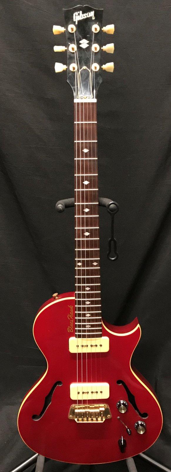 Used Gibson Blues Hawk 1997 w/case
