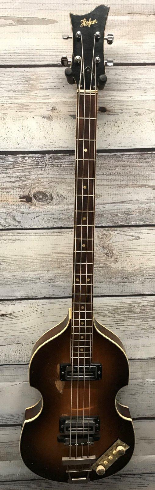 Hofner 500/1 Violin Bass 1968 Tobacco/Brunette
