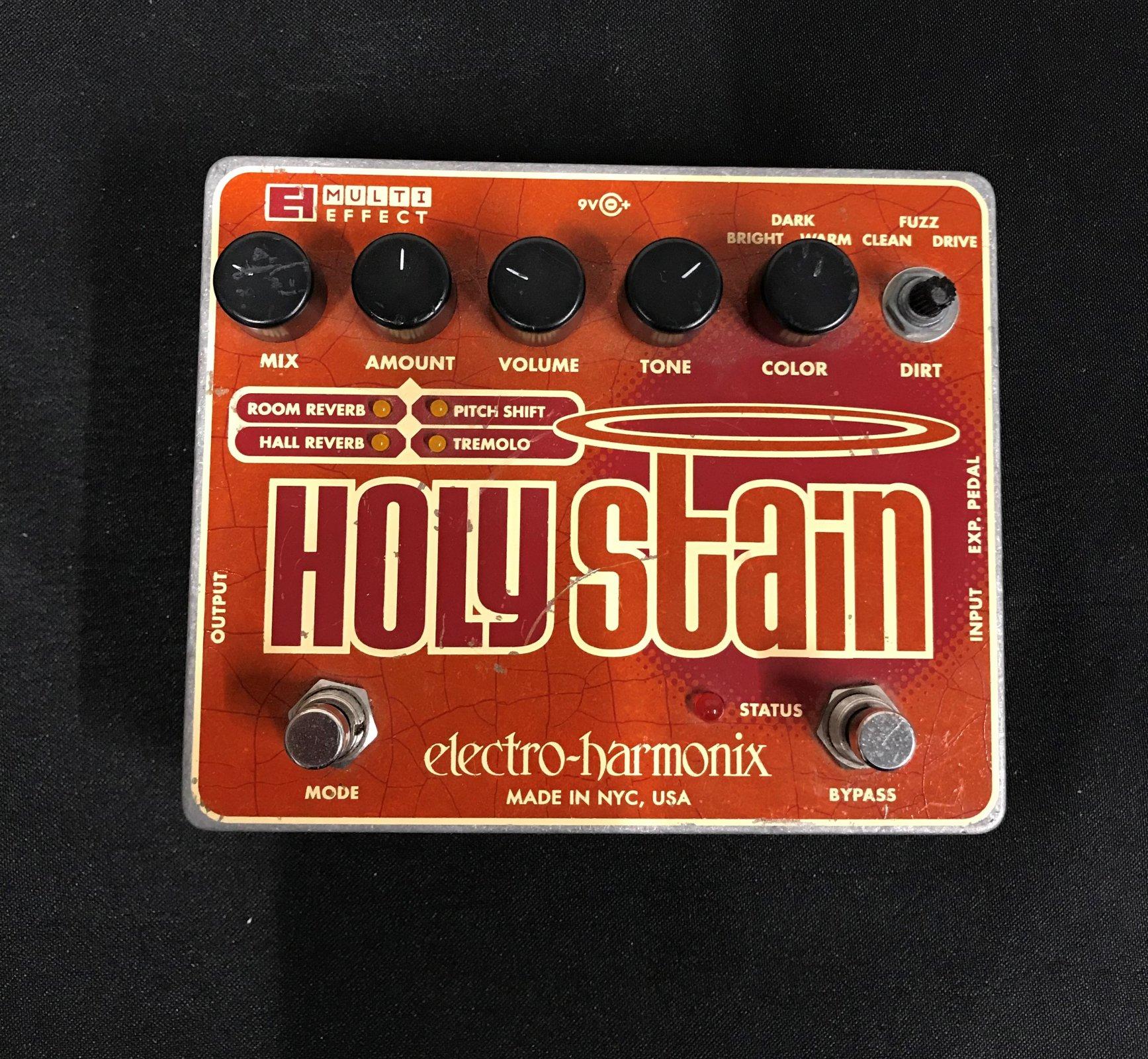 Used Electro-Harmonix Holy Stain