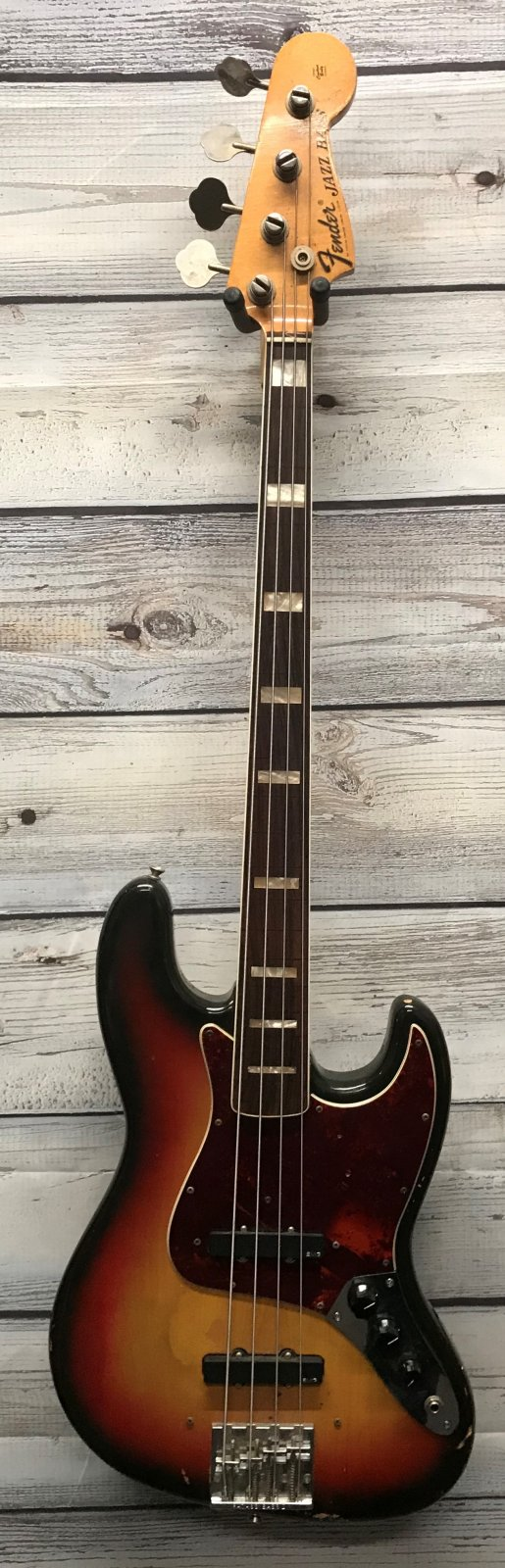 Used 1971 Fender Jazz Bass Fretless
