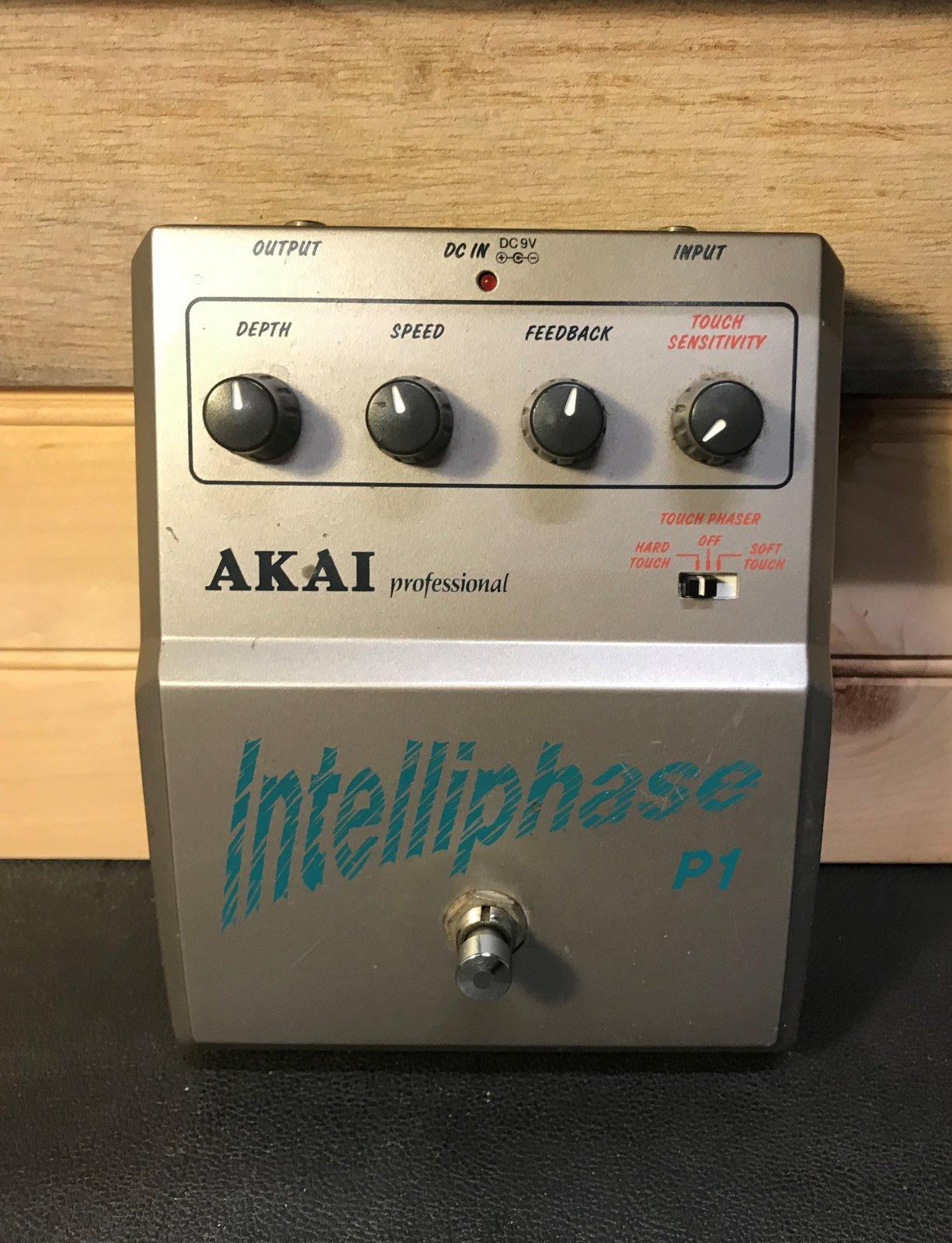 Used Akai Intellilphase