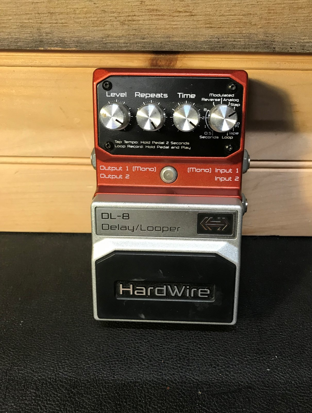 Used Digitech DL-8 Delay and Looper