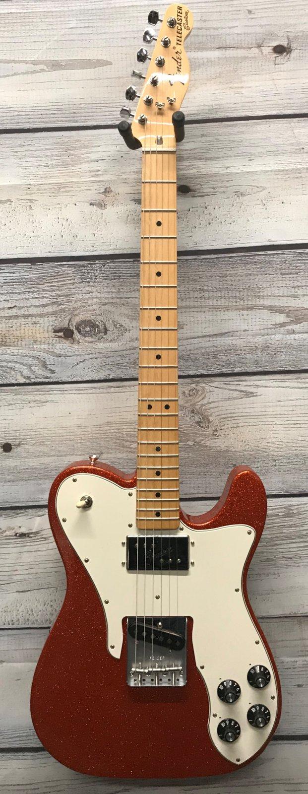 Used Fender Limited Edition 72 Tele Custom