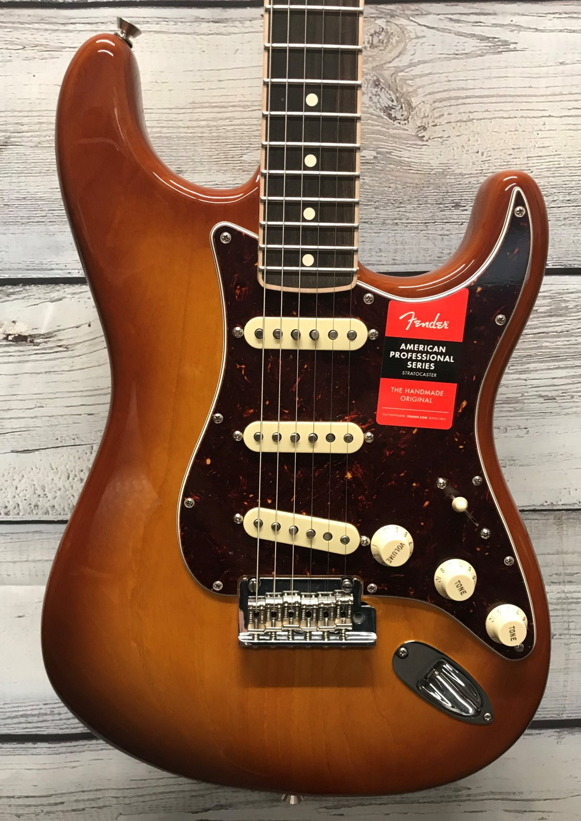 Used Fender Limited Edition American Pro Stratocaster, Channel-Bound Rosewood Neck