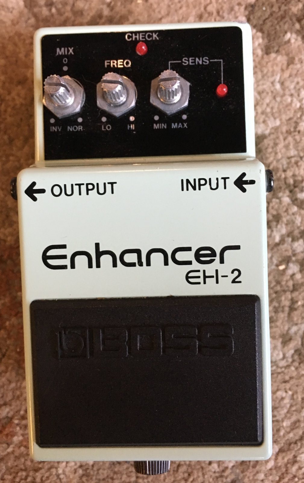 Used Boss Enhancer EH-2