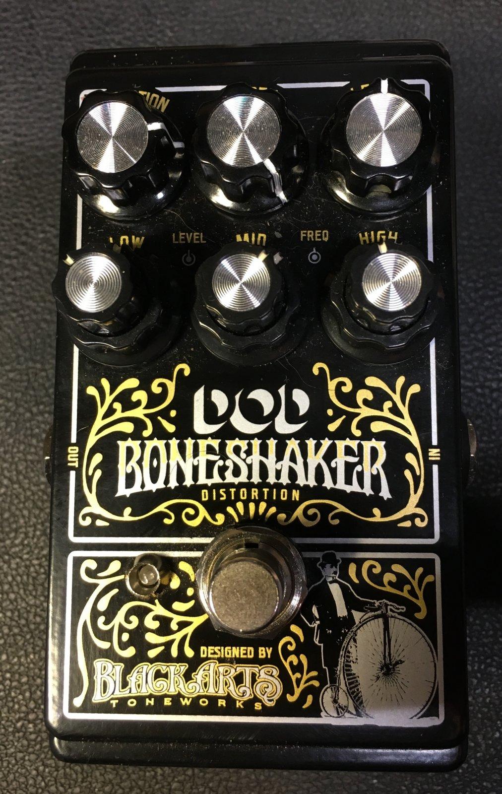 Used DOD Boneshaker Distortion