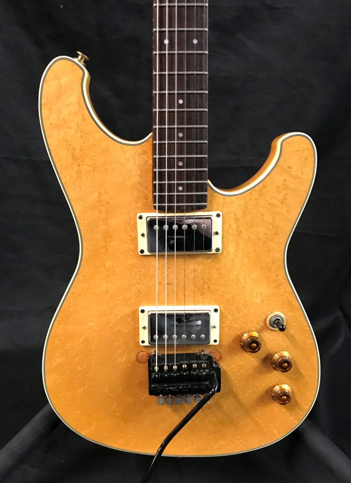 Used Ibanez Roadstar HH Natural