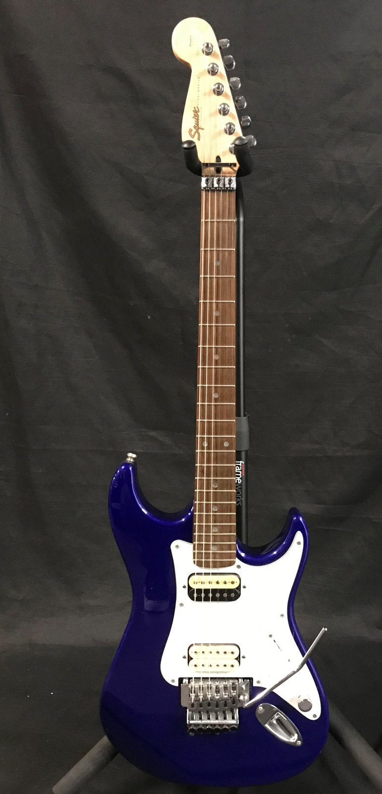 Used Squier Stagemaster
