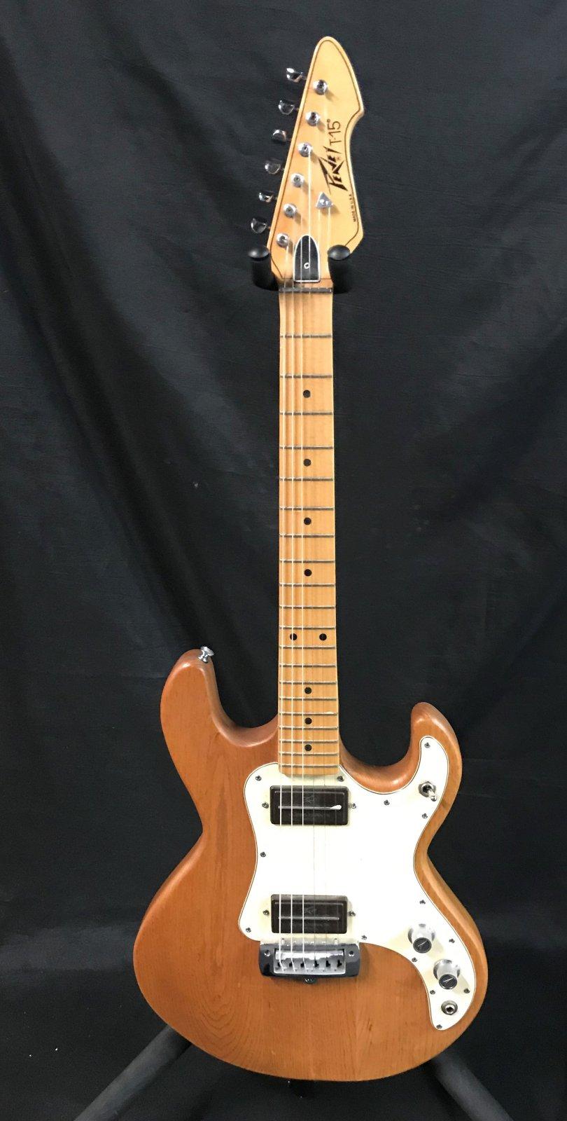 Peavey T15 w/Amp Case