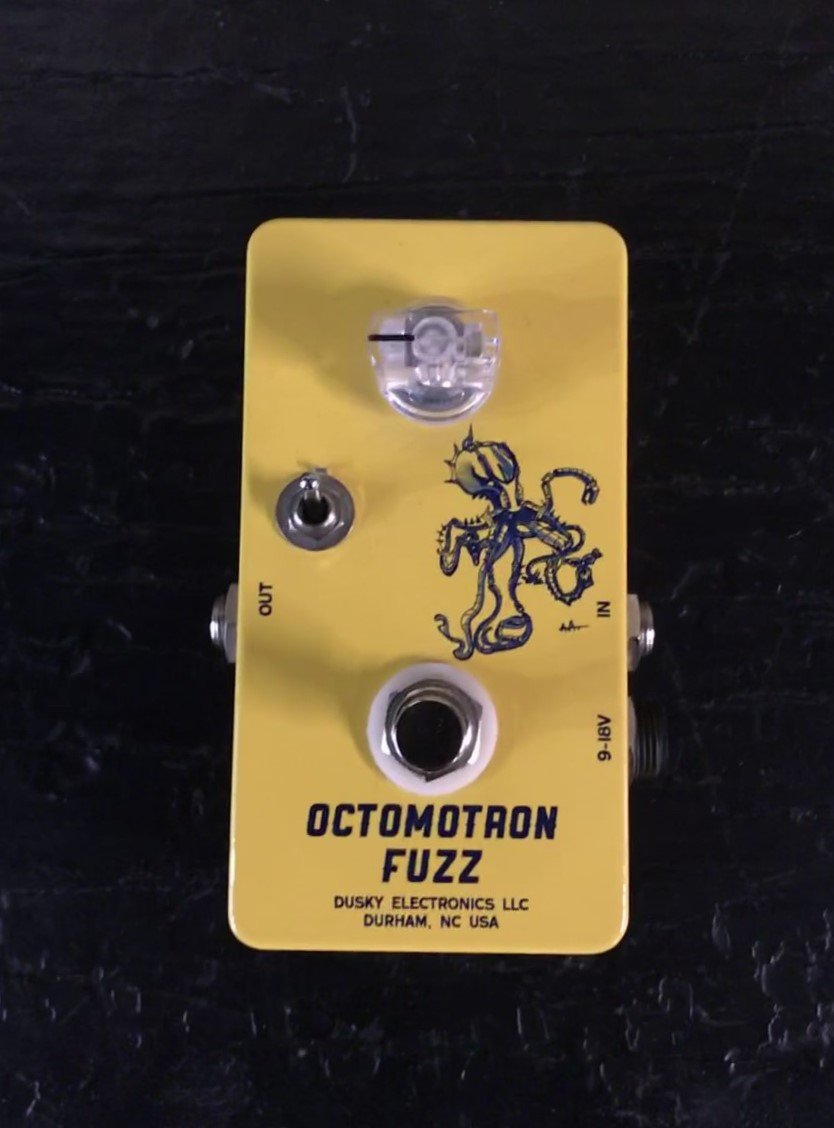 Used Dusky Octomotron Fuzz