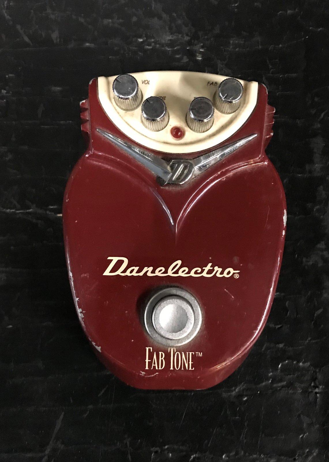 Used Danelectro Fab Tone