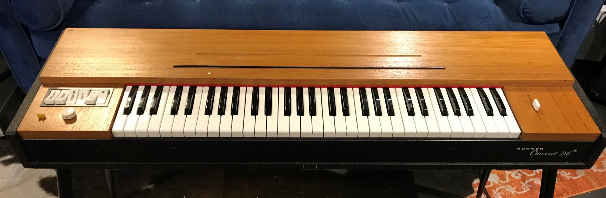 Used Hohner D6 Clavinet 1970's