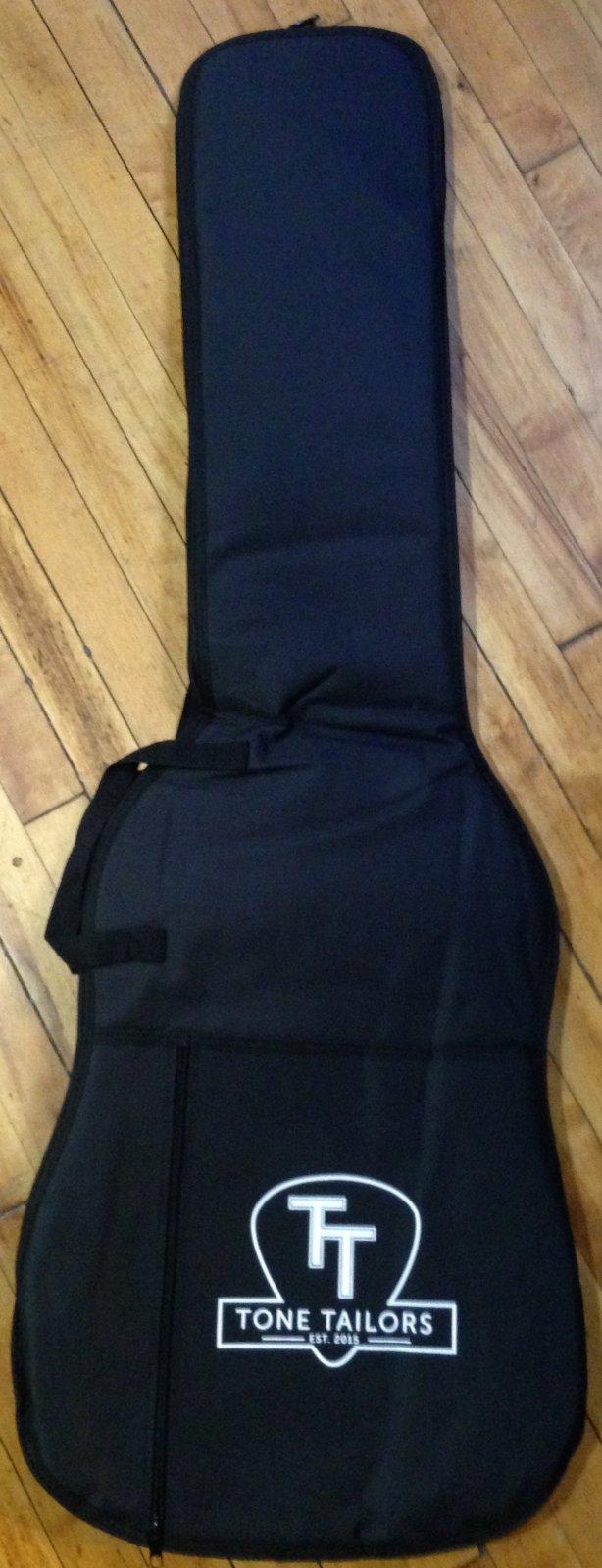 Levy's EM8 Electric Bass Bag