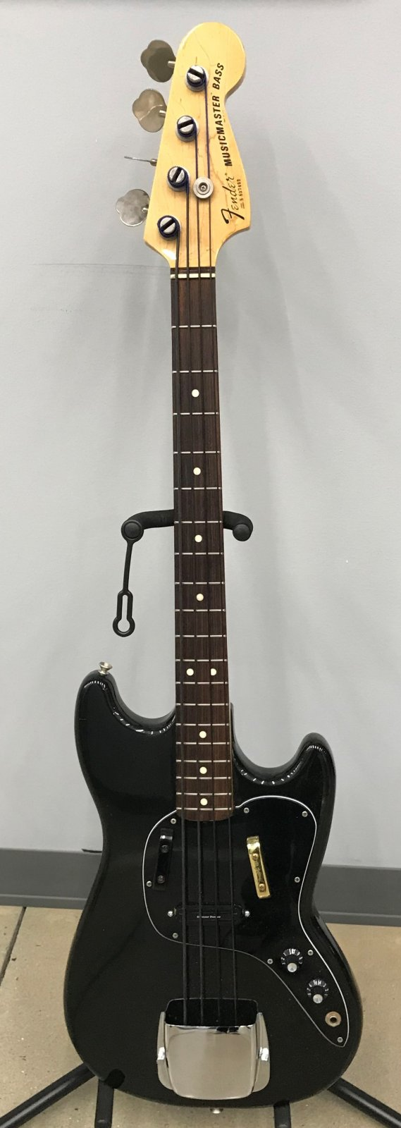 Used Fender Musicmaster Bass