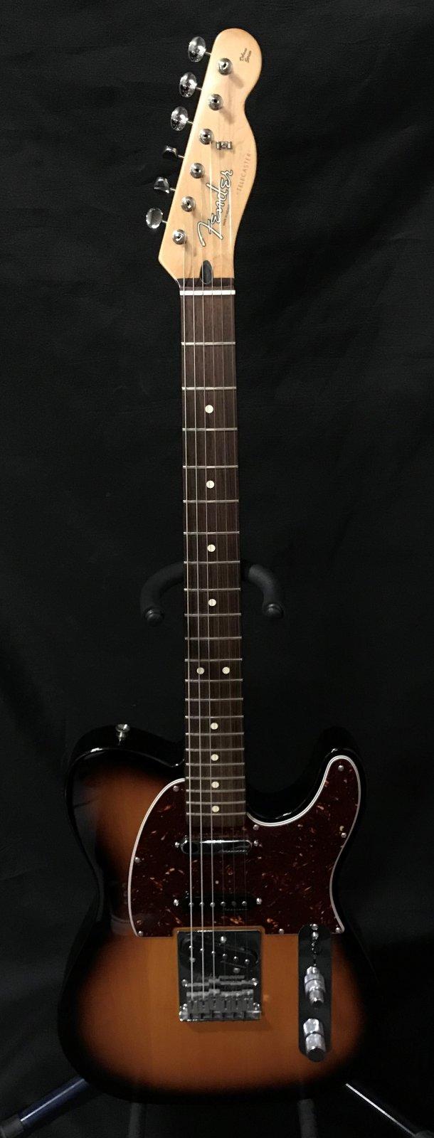 Used Fender Deluxe Nashville Power Telecaster