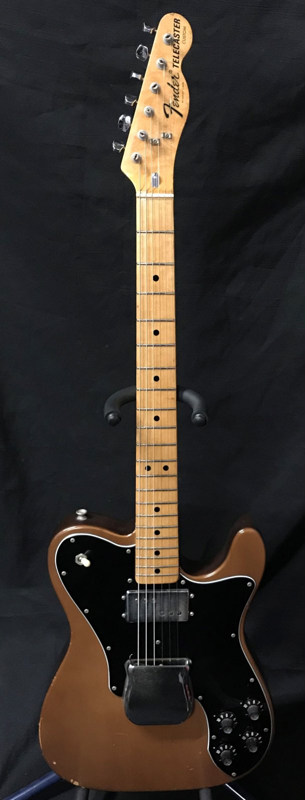 Used Fender Telecaster Custom