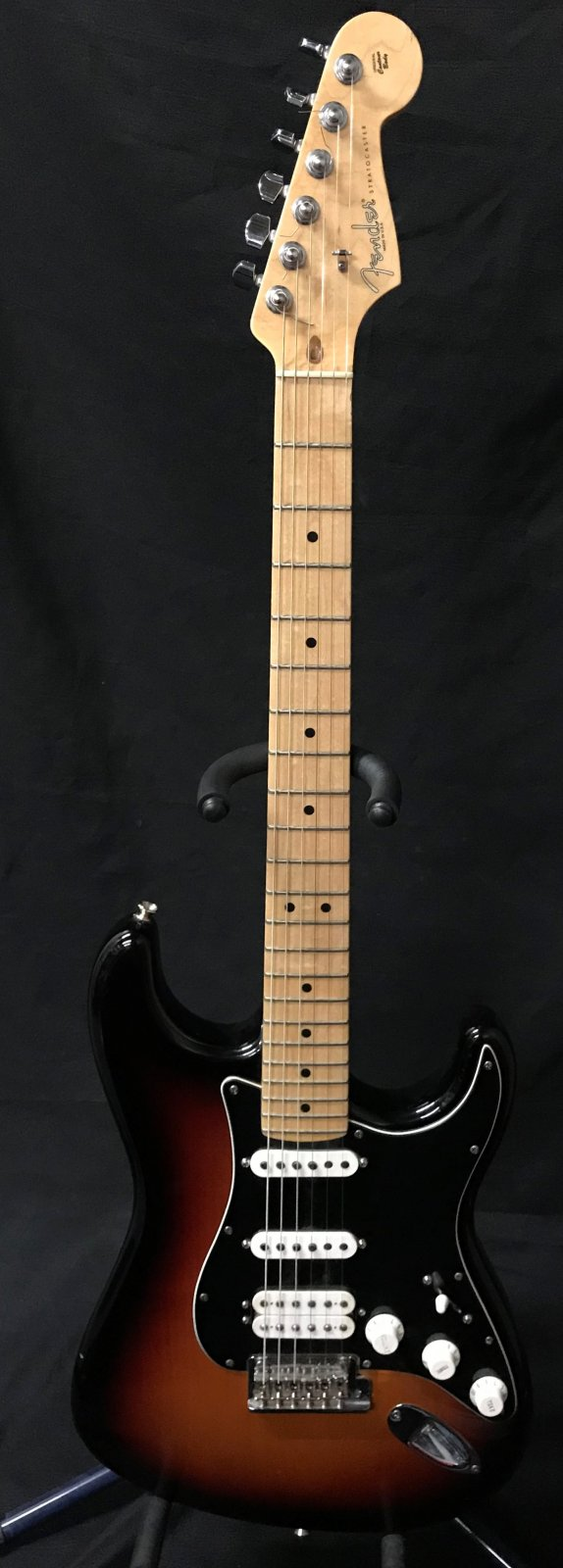 Used Fender American Standard Stratocaster HSS