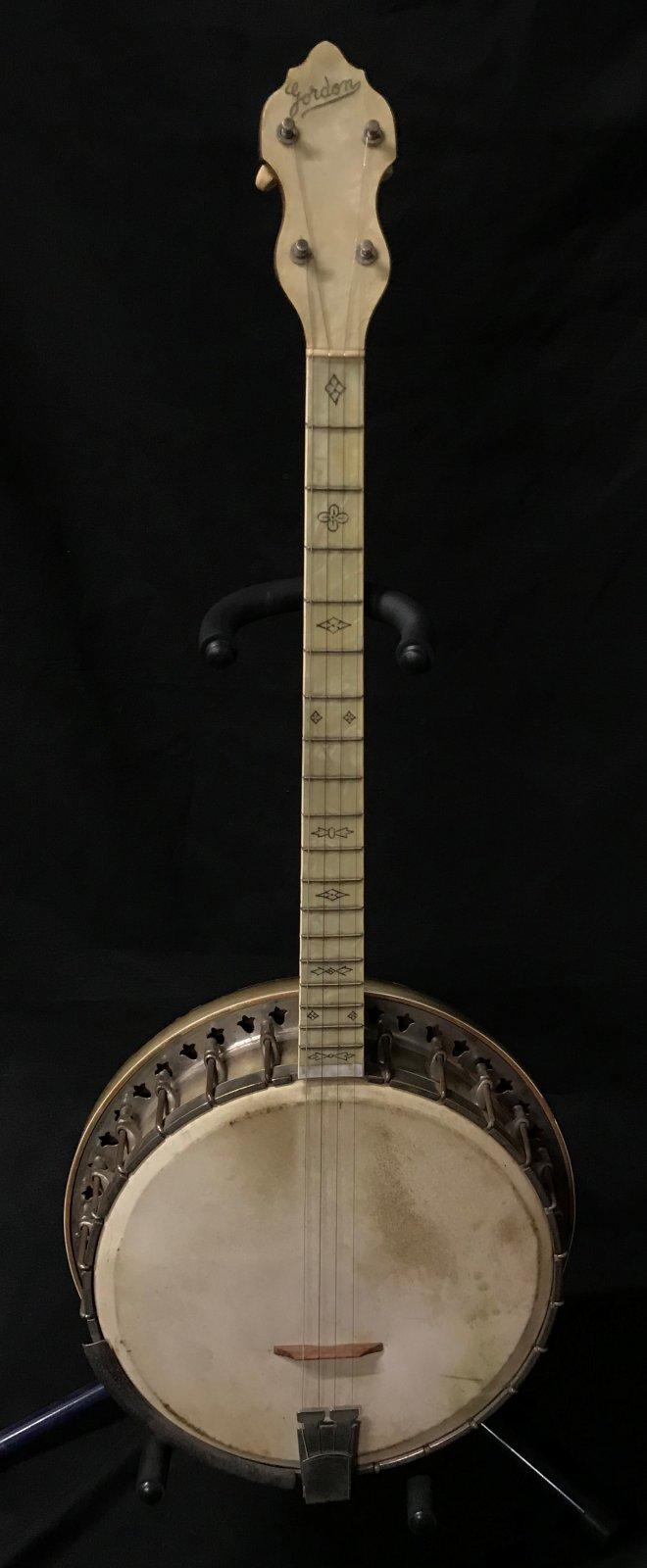 Used Bacon Gordon Banjo